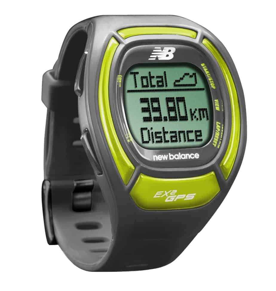 new balance running watch
