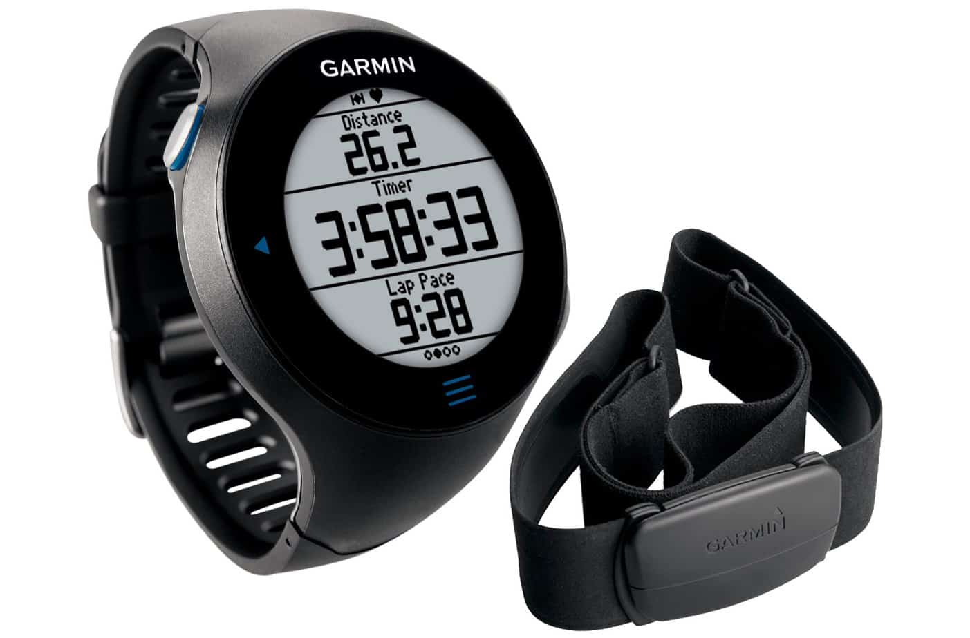 garmin forerunner 610 the wired runner. Black Bedroom Furniture Sets. Home Design Ideas