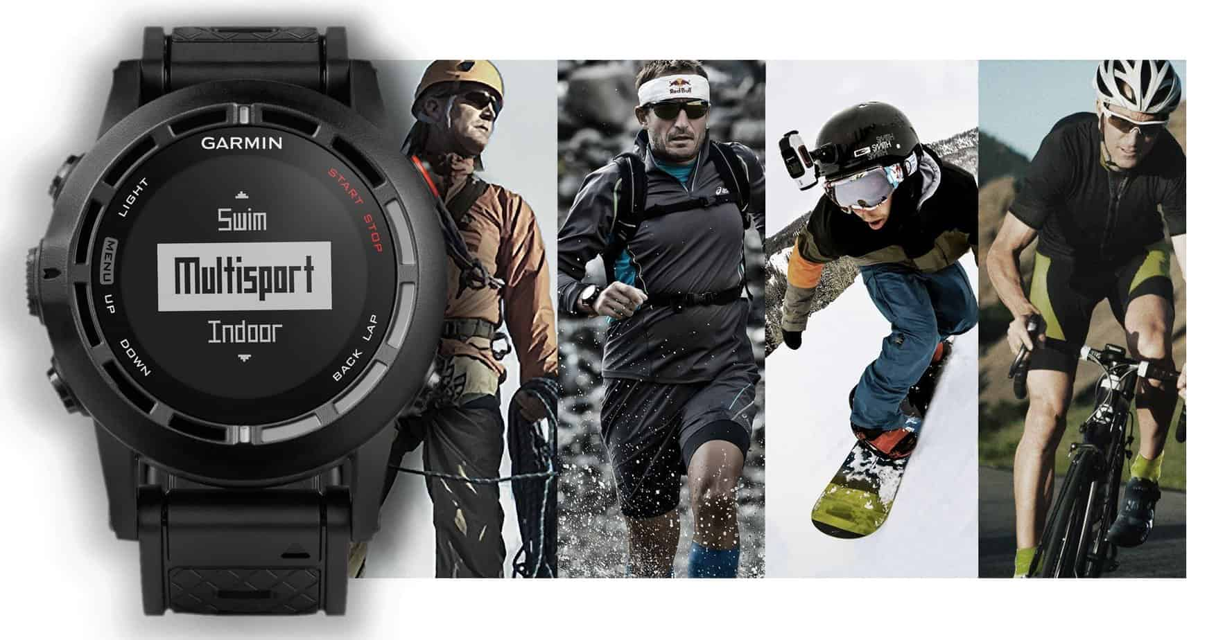 how to find your garmin watch