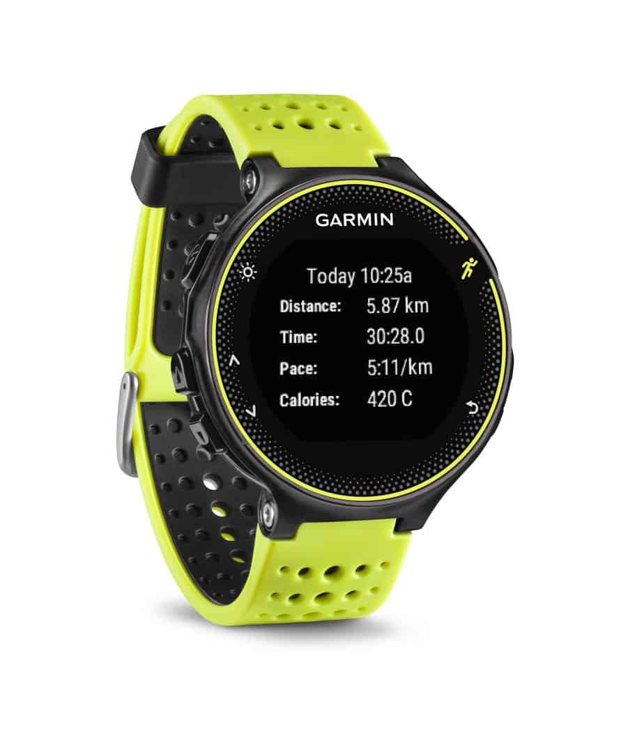 Garmin Forerunner 230 Review The Wired Runner