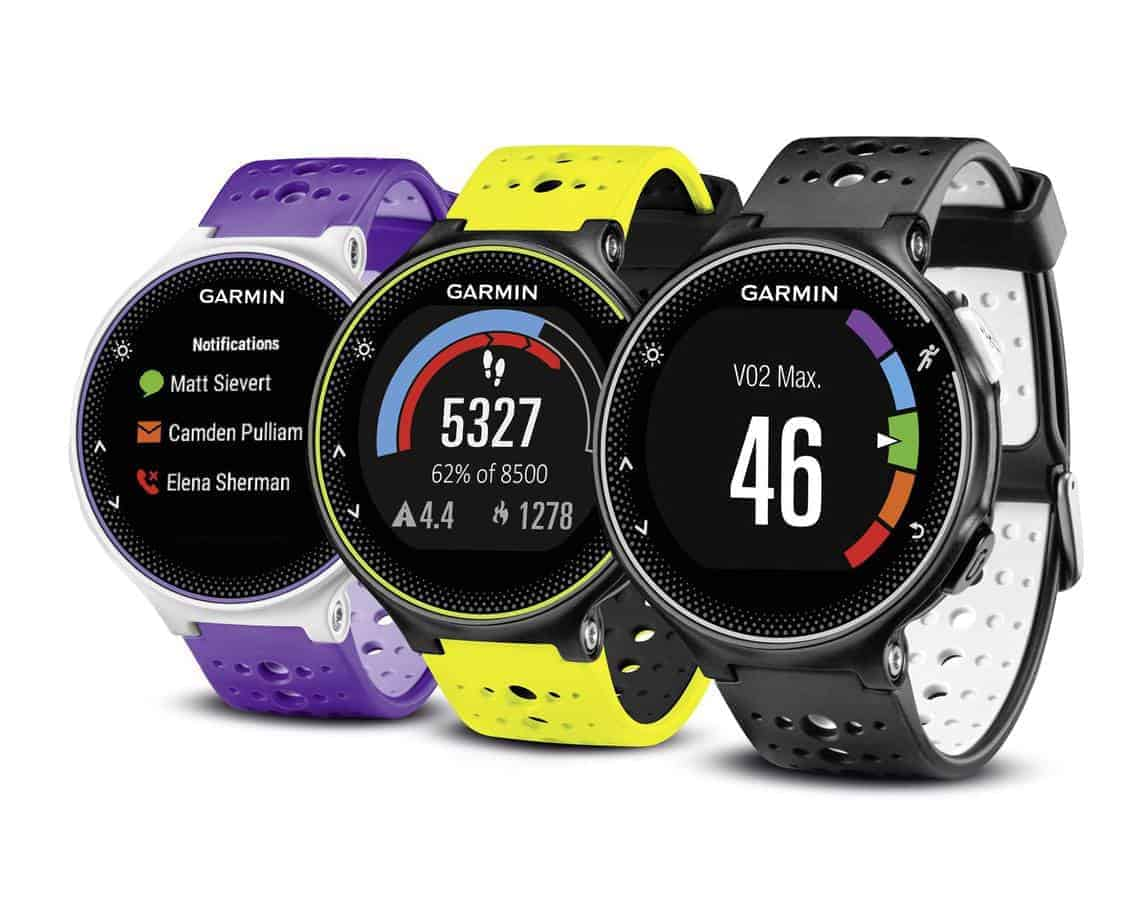 Garmin Forerunner 230 Review The Wired Runner
