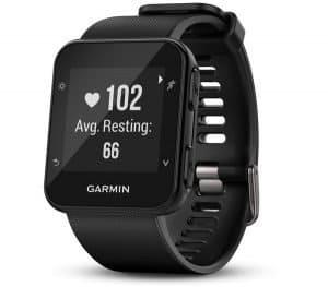 garmin forerunner 35 fitness watch image