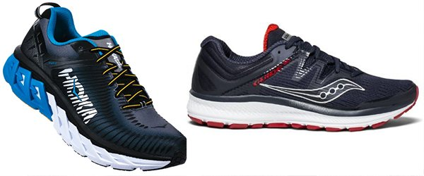 7 best marathon running shoes for flat feet