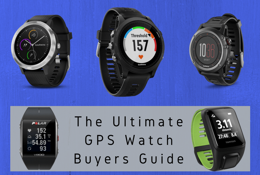 The Ultimate GPS Watch Buyers Guide - The Wired Runner