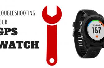 Troubleshooting Your GPS Watch