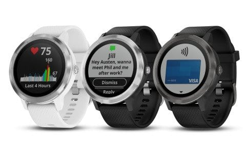 Garmin vivoactive 3 Review - The Wired Runner