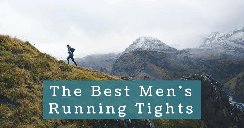 best men's running tights