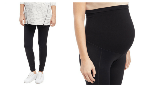 Motherhood Secret Fit Belly Maternity Performance Legging ...
