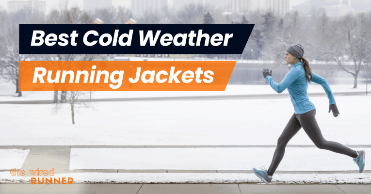 women running in cold and snow