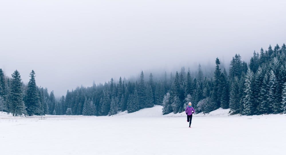 best winter running jackets