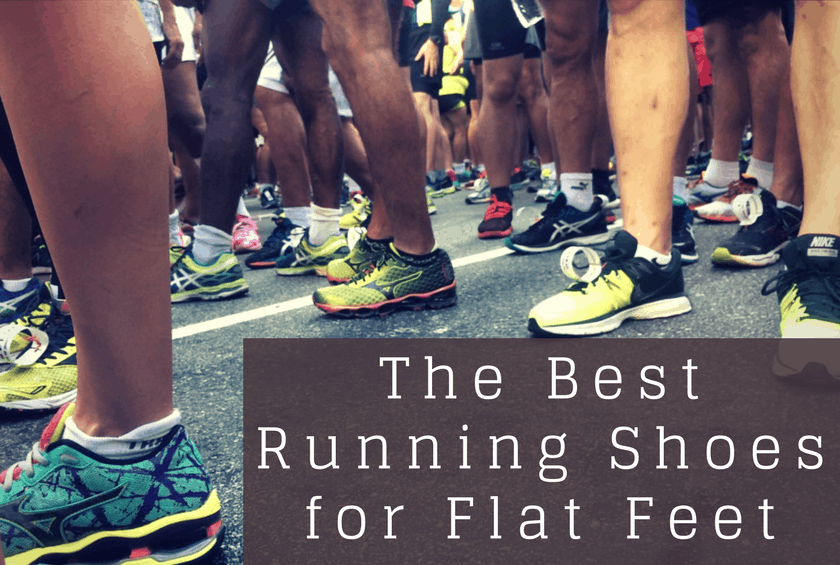 Best Running Shoes for Flat Feet in 2019