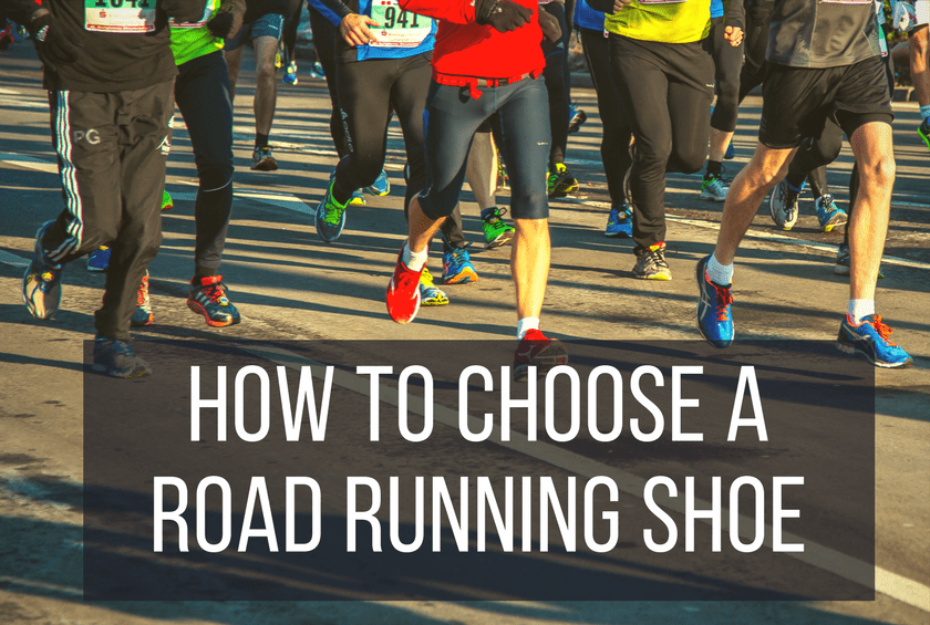 How to Choose A Road Running Shoe The Wired Runner