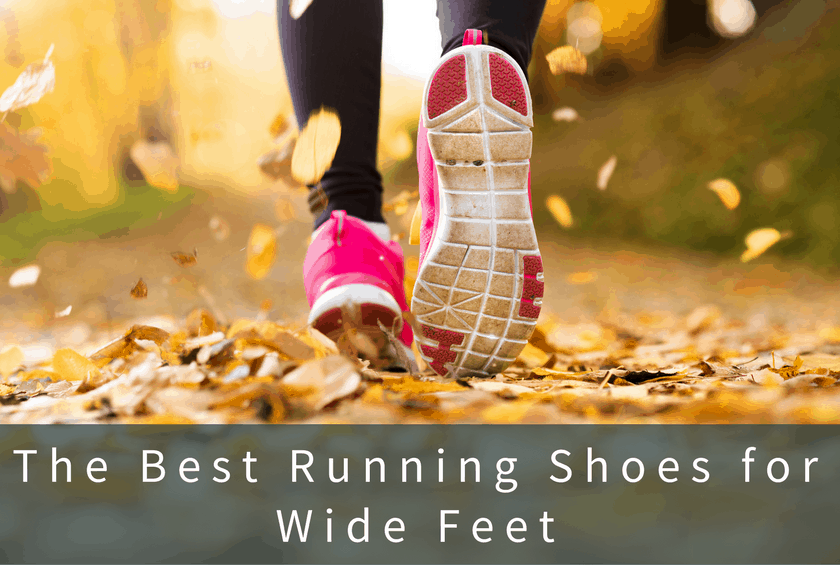 The Best Running Shoes for Wide Feet in 2018