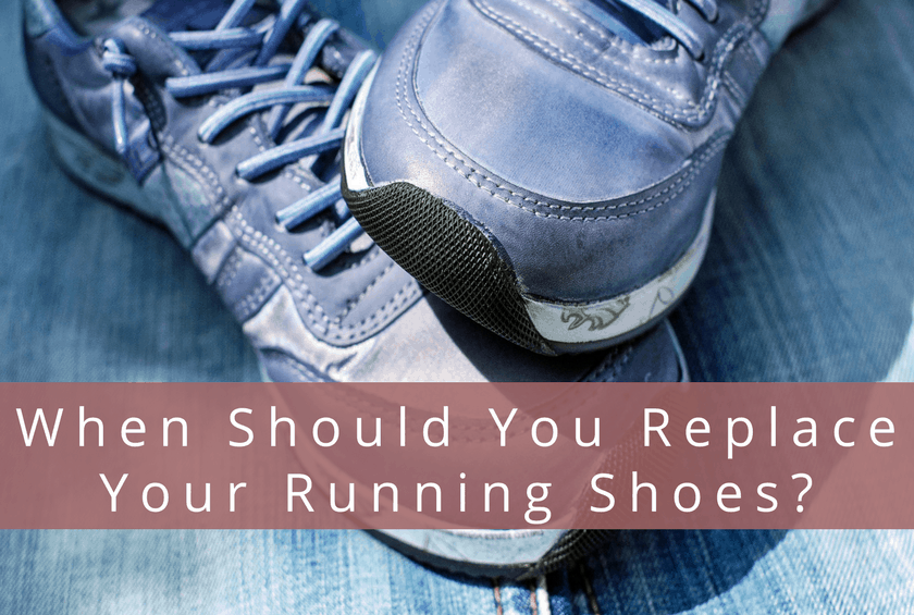 Running Shoes Take A Pounding It S Inevitable They Ll Need To Be Replaced At Some Point The Question When Should You Replace Your