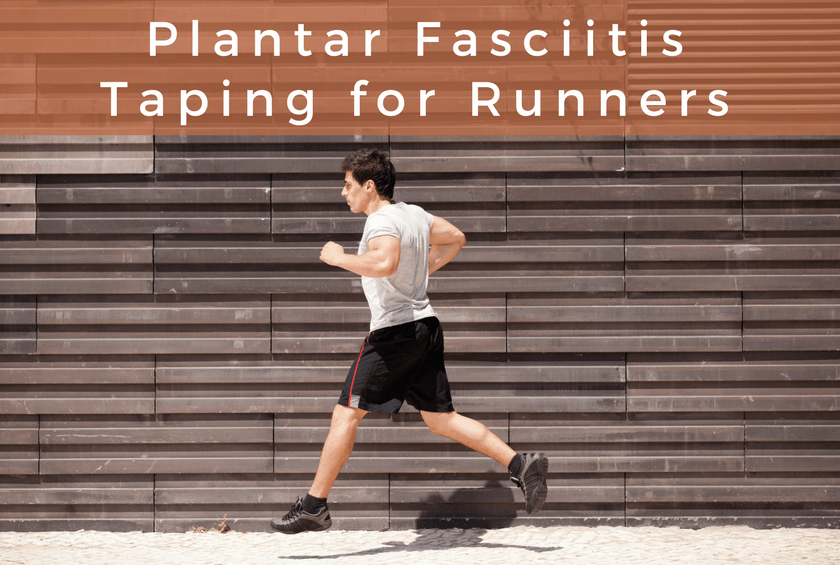 8eb2a6255bc1 Plantar Fasciitis Taping for Runners - The Wired Runner