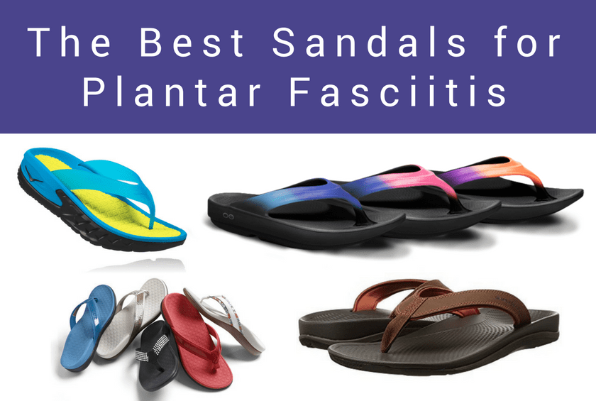 9e7949a2f The Best Sandals for Plantar Fasciitis in 2019 - The Wired Runner