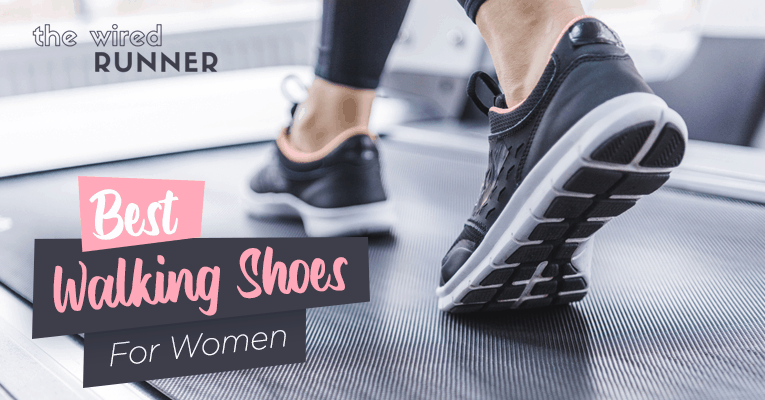 The Best Walking Shoes for Women in