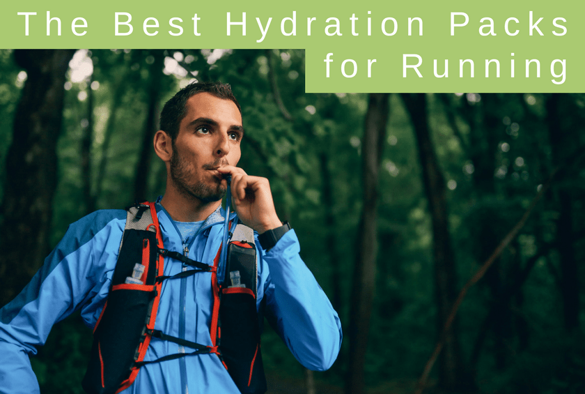 The best hydration packs for running have lots of water storage and extra room to store gear and food