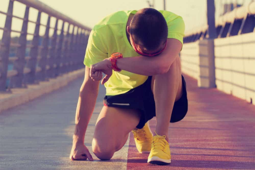 Running Dehydration Symptoms To Look Out For