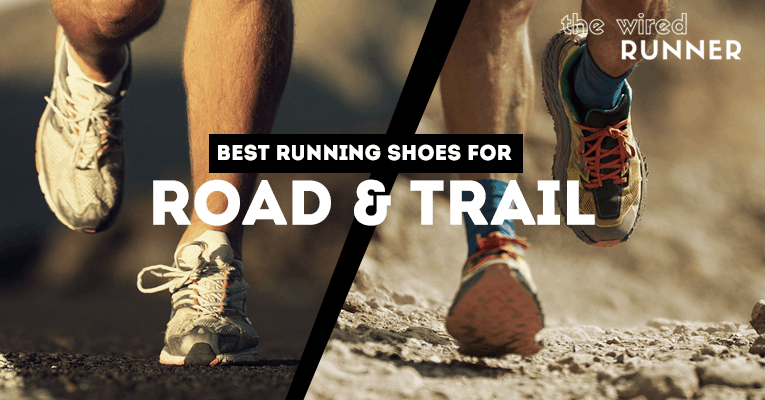 best road to trail shoes