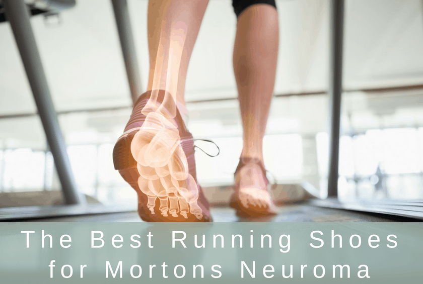 We've found the best running shoes for Morton's neuroma on the market now