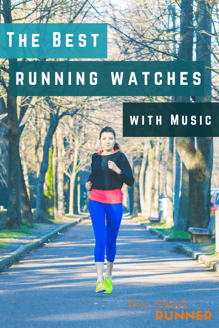 If you love to run with music and want to leave your phone behind, check out the best running watches with music. These watches store music, play them back through wireless headphones, and let you control them on the watch. Even better, some support offline playlists from streaming services like Spotify, iHeartradio, and Pandora!
