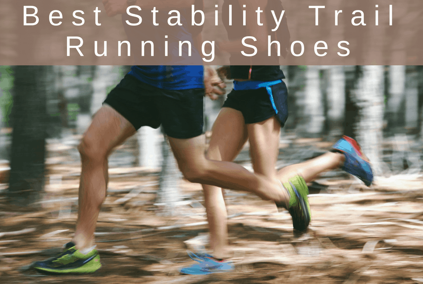 best overpronation trail running shoes