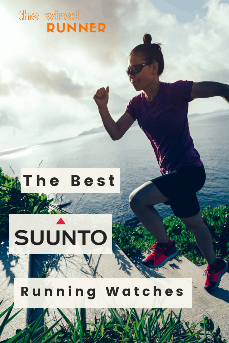 Step up your running with a GPS watch. Suunto makes some of the best running watches out there. Check out this article to find which one fits your needs and budget.