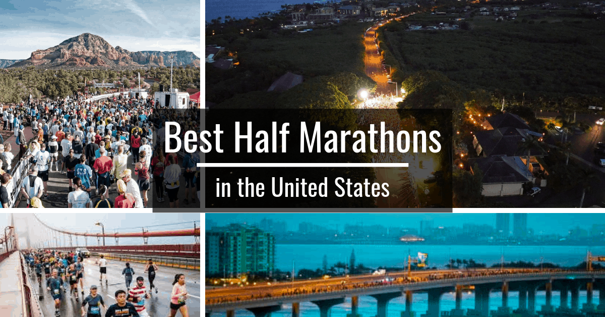 Best Half Marathons in the US
