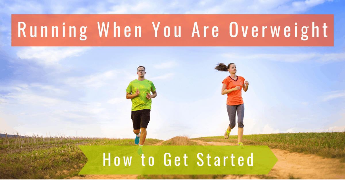 Running When You Are Overweight How To Get Started The Wired Runner