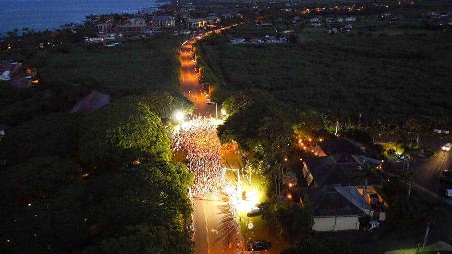 The Kauai Half Marathon
