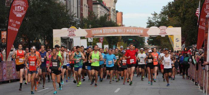 Urban Bourbon Half Marathon