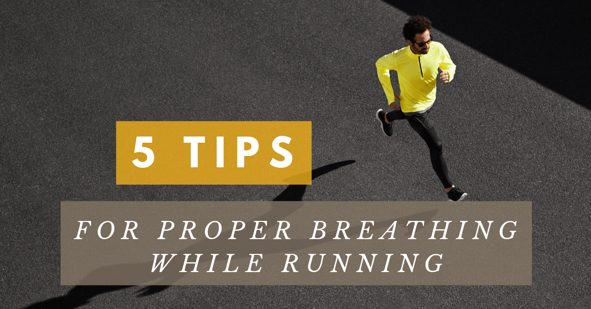 5 tips for breathing while running