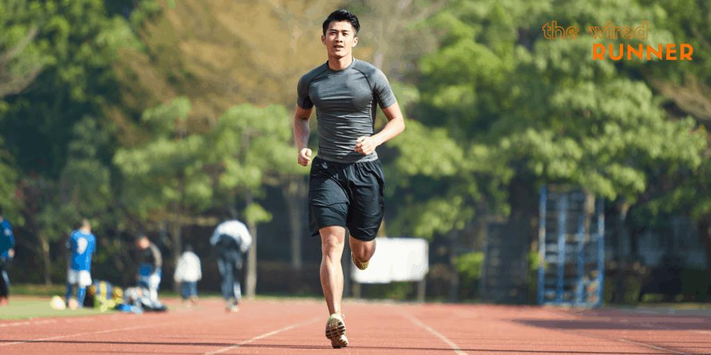 man running longer and stronger