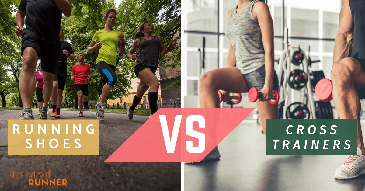 Cross Training Shoes vs Running Shoes