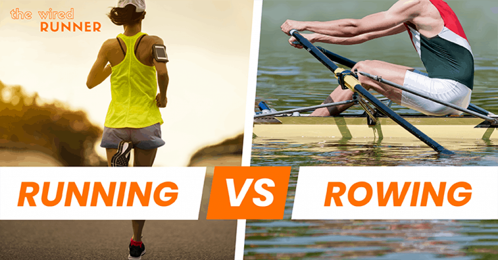 Rowing vs Running