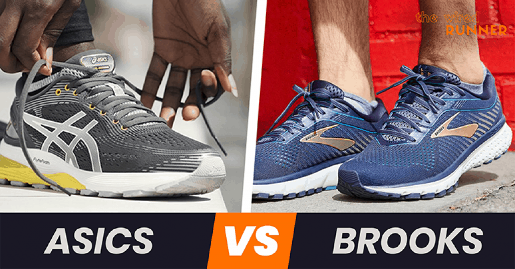 Percepción libro de bolsillo nivel  Brooks vs ASICS - Which Brand is Right for You? - The Wired Runner