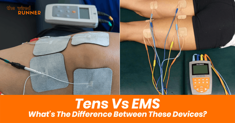 Tens vs EMS - what is the difference