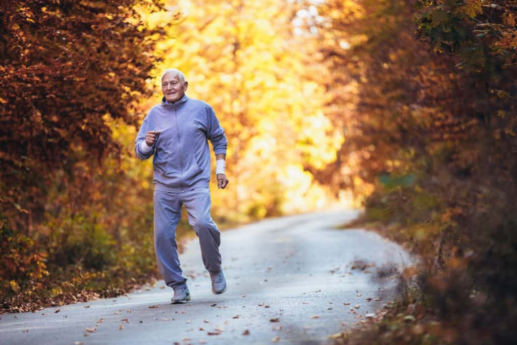Benefits of Stair Running