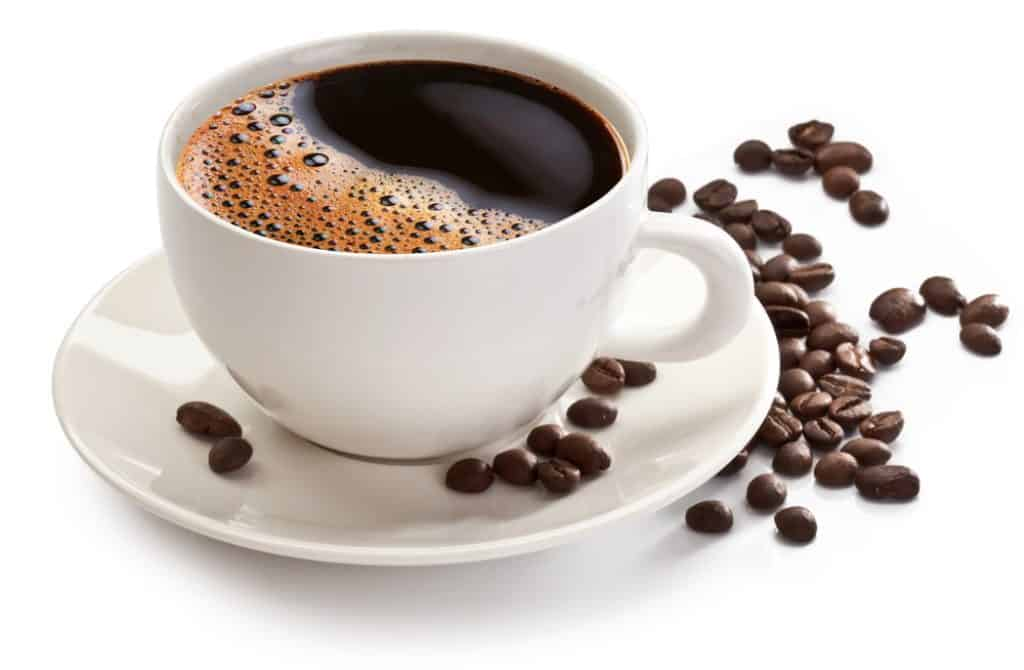 Coffee alternatives before workout