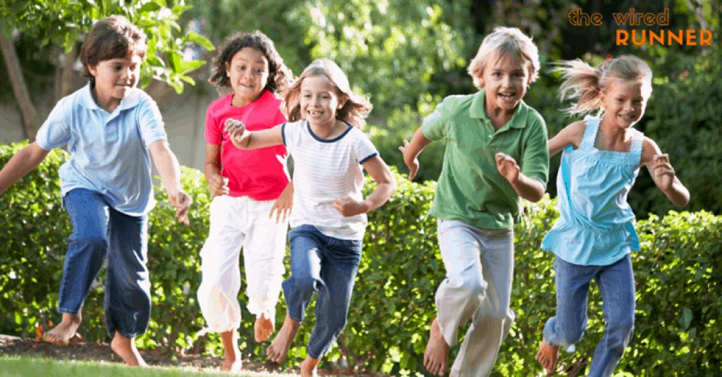 Los mejores juegos de fitness para niños