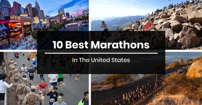 Best Marathons in the United States