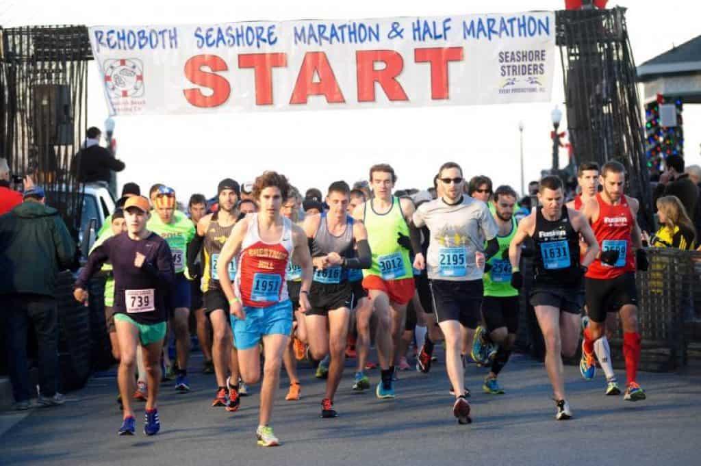 Rehoboth Beach Seashore Marathon