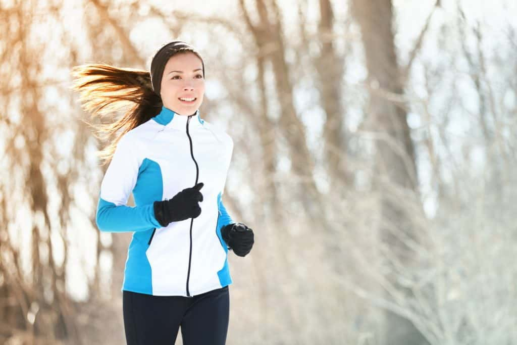 Running Itch During Winter