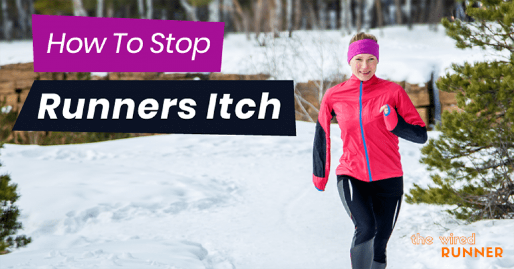 Stop Runners Itch