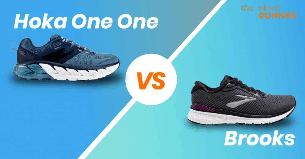 Hoka vs Brooks – Which Brand is Right