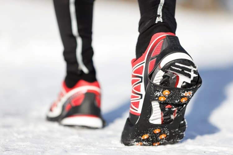 Best Ice Cleats in 2020 - The Wired Runner