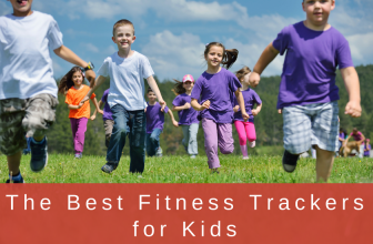 The Best Fitness Trackers for Kids in 2018