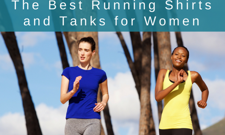 The Best Running Shirts and Tanks for Women in 2018
