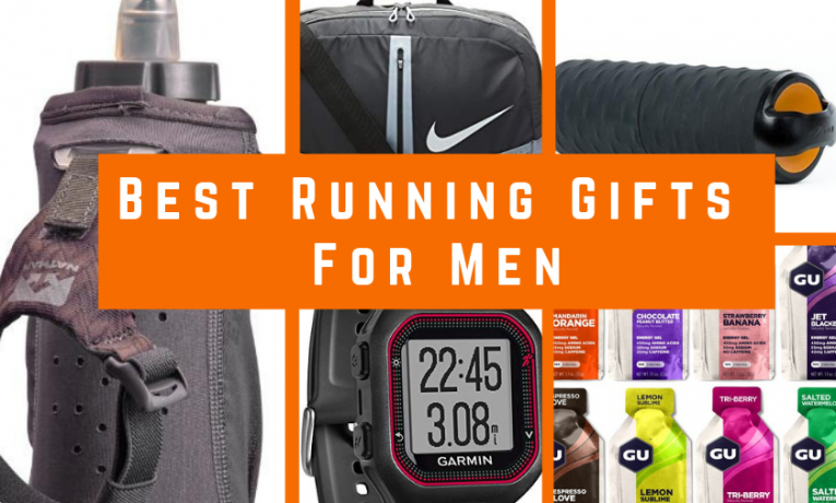 Best Running Gifts for Men in 2018